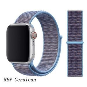 Accessories - NEW Cerulean Blue Sport Loop Strap For Apple Watch